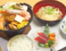 Seafood hot pot Combo