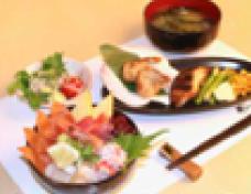 Seafood rice bowl Comno