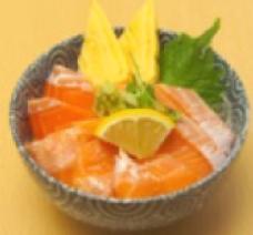 Toro Salmon-Donburi