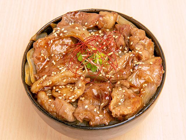 北海道和牛ステーキ丼